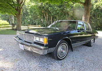 1985 Pontiac Parisienne for sale 100815162